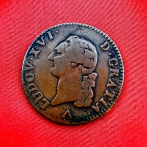 SOL LOUIS XVI 1781W TTB  SI18001