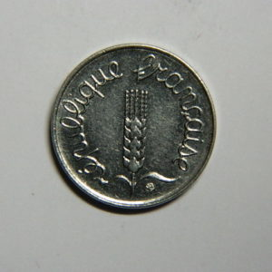 1 Centime 5ème République 1969 SUP  EB90346