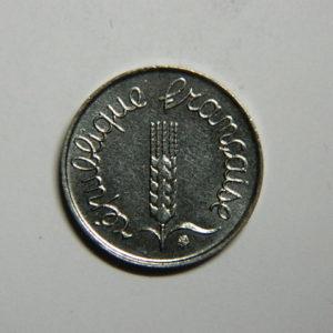1 Centime 5ème République 1962 SPL  EB90347