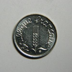 1 Centime 5ème République 1962 SPL  EB90348