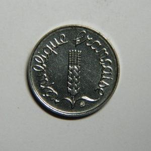 1 Centime 5ème République 1970 SPL  EB90356