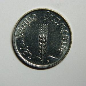 5 Centimes Epis 1962 SUP  EB90505