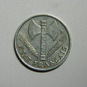 50 Centimes Bazor Etat Français 1943 SPL  EB90504