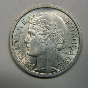 1 Franc Morlon 1957B SPL  EB90274