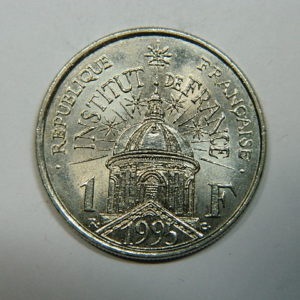 1 Franc Etats Généraux 1989 SUP  EB90243