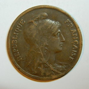 10 Centimes Dupuis 1916 TTB  EB90452