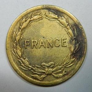 2 Francs France Libre 1944 SUP  EB90252