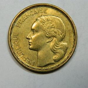 10 Francs Guiraud 1952 SUP  EB90261