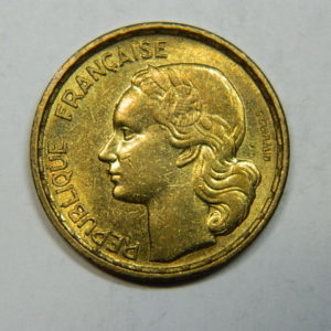 10 Francs Guiraud 1955 SPL  EB90262