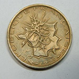10 Francs Mathieu 1975 TTB  EB90263