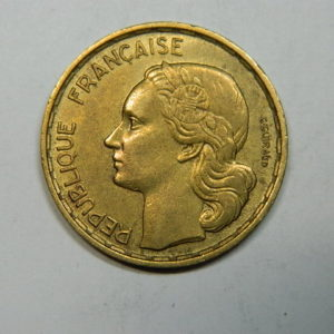 20 Francs Guiraud 1953 SUP  EB90265