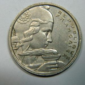 100 Francs Cochet 1955 TTB  EB90492