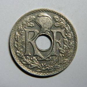 25 Centimes Lindauer 1937 SUP  EB90287