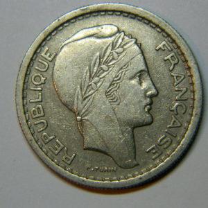 20 Francs ALGERIE 1949 TTB EB90414