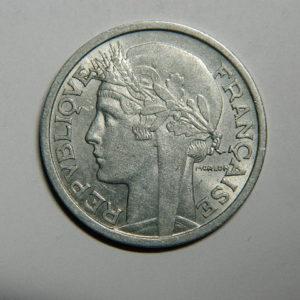 2 Francs Morlon 1950B SPL EB90453