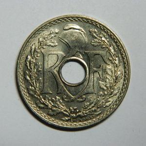 25 Centimes Lindauer 1939 FDC EB90375