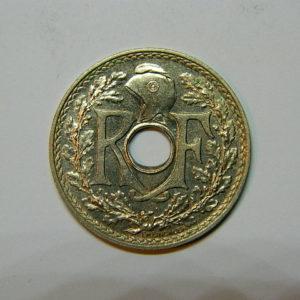 25 Centimes Lindauer 1939 SPL++  EB90459