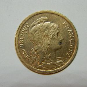 2 Centimes Daniel Dupuis 1898 SUP EB90466