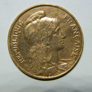 5 Centimes Daniel DUPUIS 1916 SUP EB90470