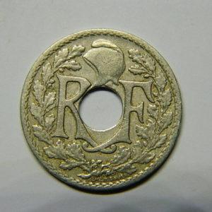 10 Centimes Lindauer 1919 TTB- EB90473