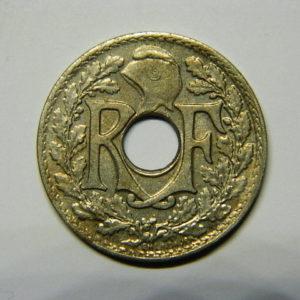 10 Centimes Lindauer 1921 SUP EB90480