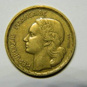 10 Francs Guiraud 1957 TTB EB90483