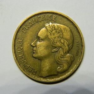 20 Francs Guiraud 1953B TTB EB90487