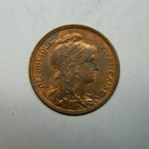 1 Centime Daniel Dupuis1912 SUP EB90153