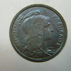 2 Centimes Daniel Dupuis 1912 SUP EB90147