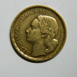 10 Francs Guiraud 1954B SUP EB90388