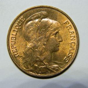 5 Centimes Daniel DUPUIS 1916 SUP EB90490