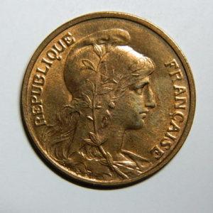 5 Centimes Daniel DUPUIS 1914 SPL EB90289
