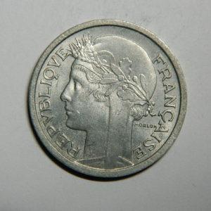 1 Franc Morlon 1957B SUP EB90297