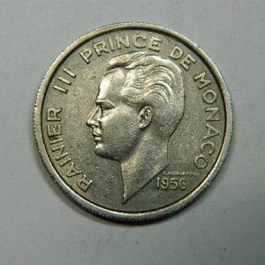 100 Francs Rainier III 1956 SUP EB90266