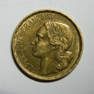 50 Francs Guiraud 1954B SUP EB90311