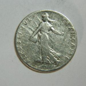 50 Centimes Semeuse 1899 TTB Argent 835°/°° EB90345