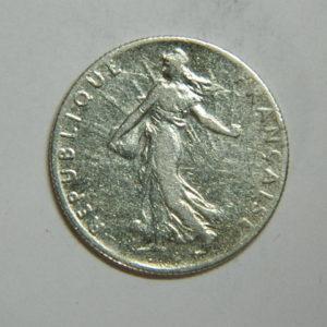 50 Centimes Semeuse 1912 TTB Argent 835°/°° EB90336
