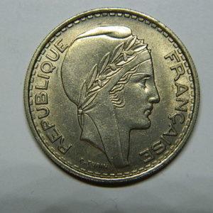 100 Francs ALGERIE 1950 SPL EB90495