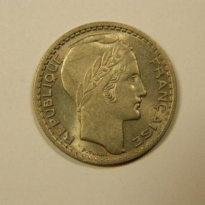 10 Francs Turin 1947 GT RL SPL  EB90091