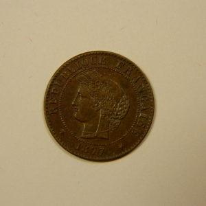 1 Centime Cérès 1877A SUP  EB90098