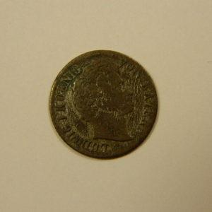 1 Kreutzer Ludwig 1er Bavière Allemagne 1831Argent 333°/°° SUP EB90103