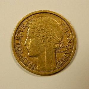 2 Francs Morlon 1935 TTB EB90105