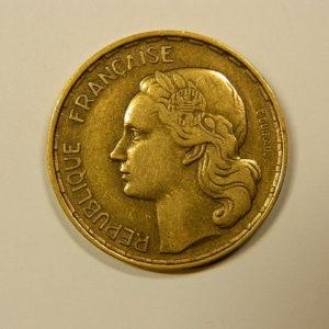 50 Francs Guiraud 1954B TTB EB90106