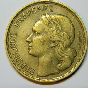 50 Francs Guiraud 1953 TTB EB90057