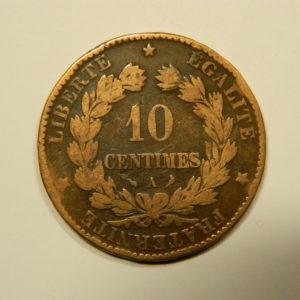 10 Centimes Cérès1897A TTB EB90546