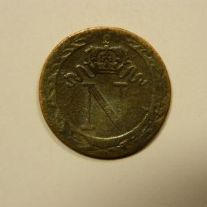 10 Centimes Napoléon 1er 1808A TTB EB90551