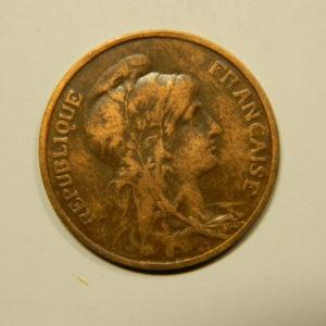 5 Centimes Daniel DUPUIS 1912 TTB EB90572