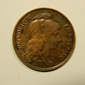 5 Centimes Daniel DUPUIS 1916 SUP EB90574