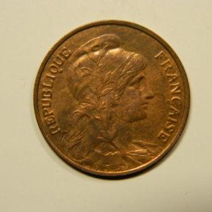 5 Centimes Daniel DUPUIS 1917 SUP EB90575