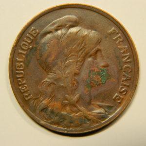 10 Centimes Dupuis 1912 TTB EB90579